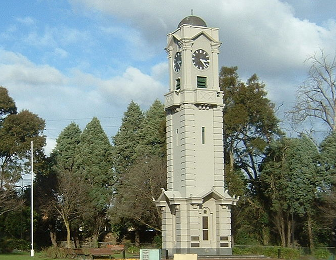 Ringwood Clock Tower